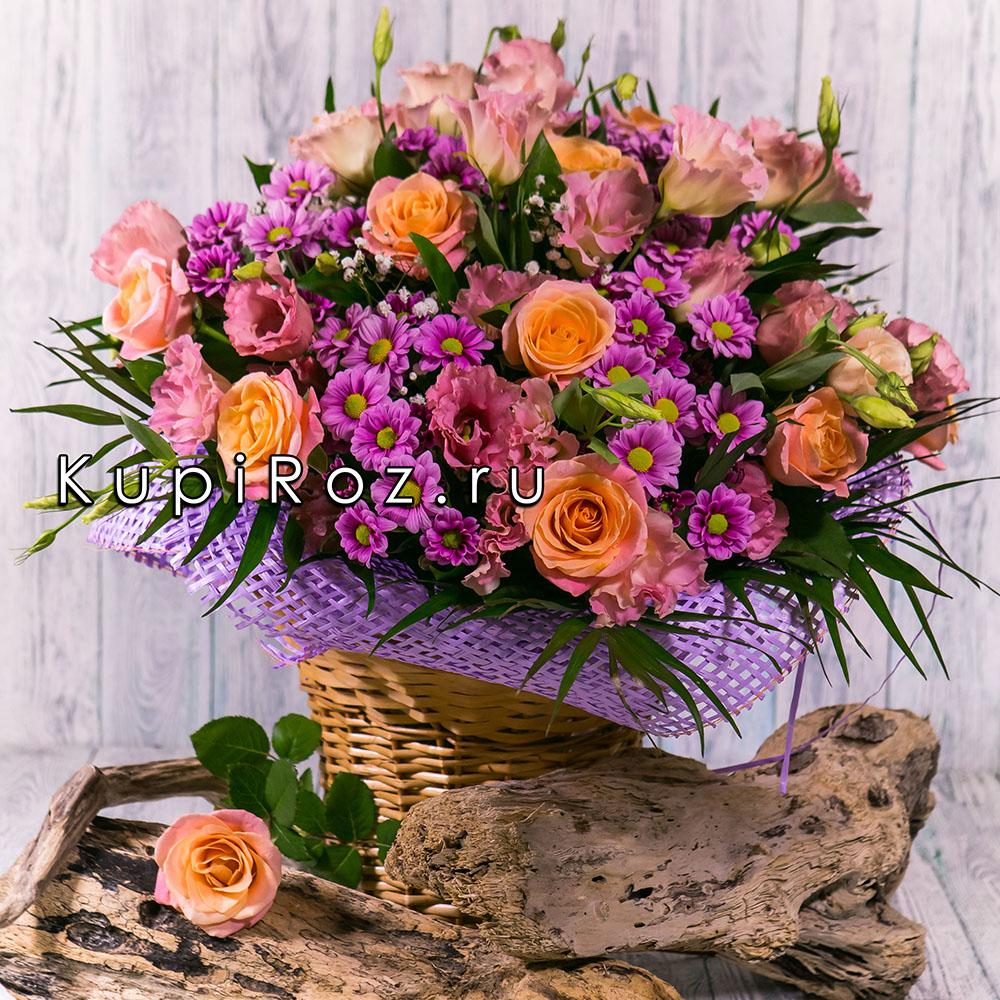 Цветы в геленджике купить